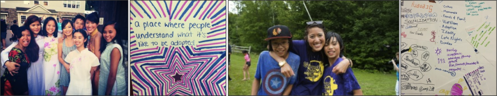 Scholarship - Catalyst Camp Collage