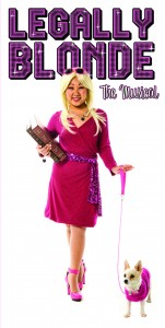 "Kendyl Ito as Elle Woods in ""Legally Blonde"""
