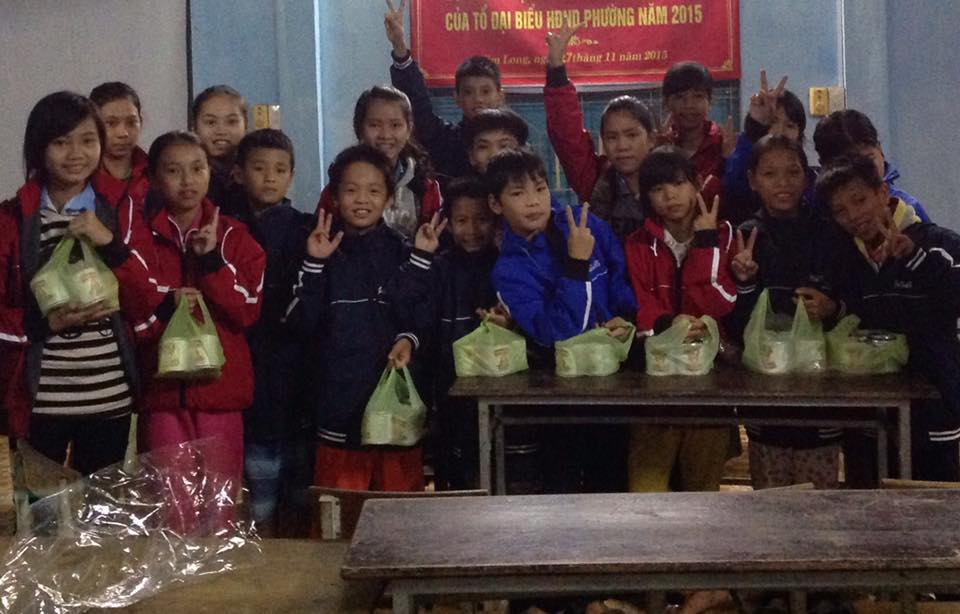 ATG Vietnam Orphanage Aid