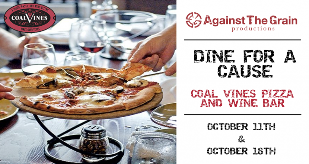 Dine For A Cause: Coal Vines @ Coal Vines